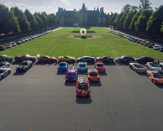 Ace Spade Rally 2019 – Exotic Car Venue