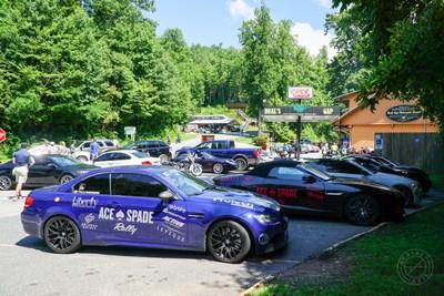 Ace Spade Rally - Exotics Adventure Rally   Poker Run
