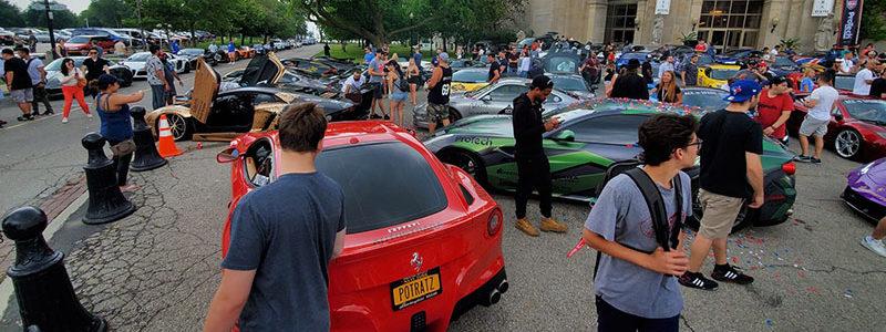 Ace Spade Rally 2020 – Exotic Car Venue